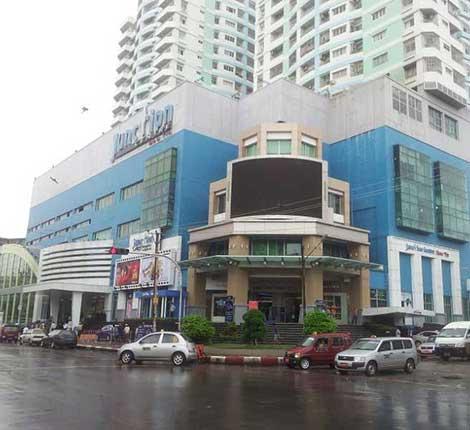 Junction Maw Tin Shopping Center