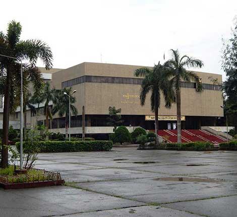National Theatre of Yangon